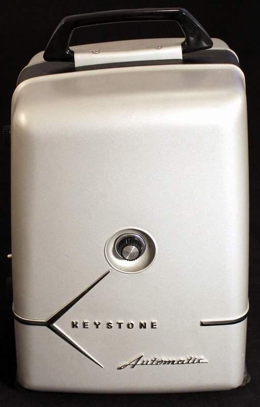 Keystone K-112Z 8mm Movie Projector Case