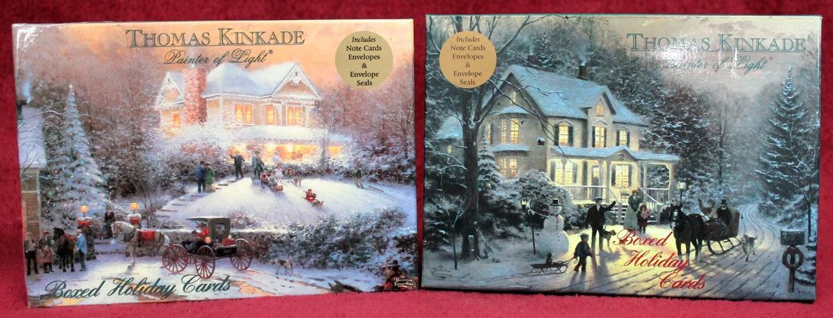 Thomas kinkade christmas cards - Lookup BeforeBuying