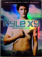 KYLE XY DECLASSIFIED - THE COMPLETE FIRST SEASON 3-DISC Set