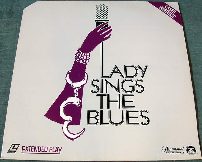 Lady Sings the Blues 2 Laserdisc Set LV8374-2