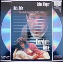 Everybody Wins Laserdisc # ID7755OR
