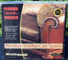 Miracle Guard Premium Leather Care System (Brand New)