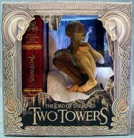 Lord of the Rings The Two Towers DVD Collector's Gift Set GOLLUM