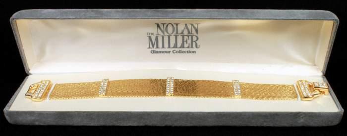 Nolan Miller's Star Luster Multi-Strand Bracelet