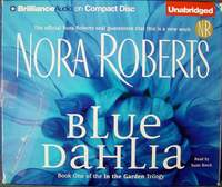 Blue Dahlia AUDIOBOOK on 9 CDs by Nora Roberts