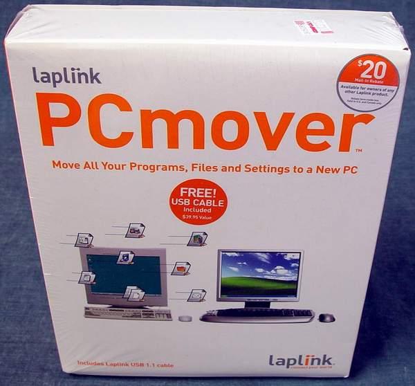 Laplink PCmover