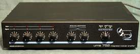 Peavey UMA 752 Integrated Modular Amplifier
