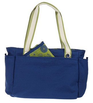 Rachael Ray All in One Tote with Lunch Boat Tote and Wristlet