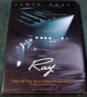 RAY (2004) New Factory Sealed DVD Jamie Foxx as Ray Charles