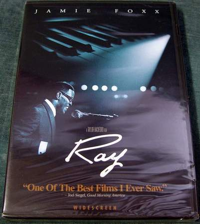 Ray (2004) Brand New Factory Sealed DVD