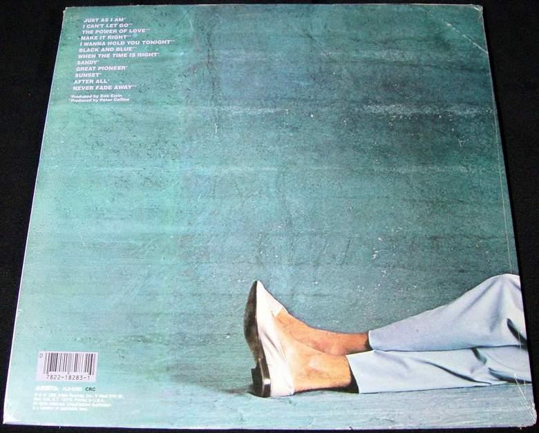 Air Supply LP Self-Titled Record Album ARISTA AL8-8283 1985
