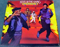 Kool and the Gang Emergency De-Lite Records  822943-1-M-1 Vinyl is Mint-  No Scratches