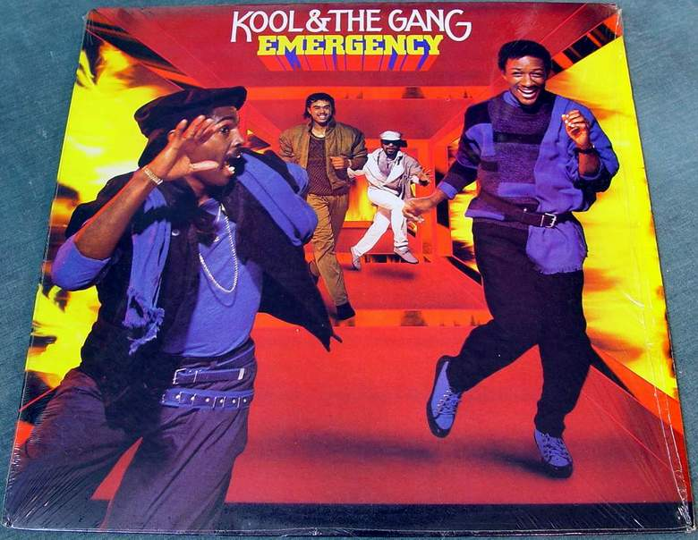Kool and the Gang - Emergency De-Lite Records  822943-1-M-1  Vinyl is Mint No Scratches