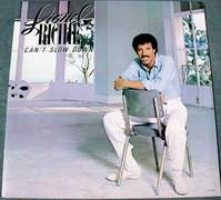 Lionel Richie - Can't Slow Down LP Vinyl Album Produced by Motown Records