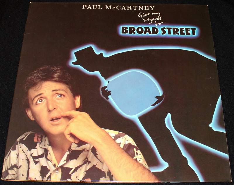 Paul McCartney - Give My Regards to Broad Street (SC-39613)