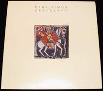 Paul Simon - Graceland (Warner Brothers 1-25447)