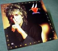 Rod Stewart Vagabond Heart Tour Laserdisc