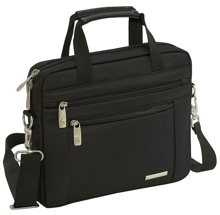 Samsonite Classic Netbook / iPad Shuttle - Black Non-Wheeled Computer Case NEW with Tags
