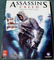 Assassin's Creed Official Game Guide Brand New Sealed in Shrinkwrap