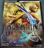 Final Fantasy XII Revenant Wings BRADYGAMES Signature Series Game Guide