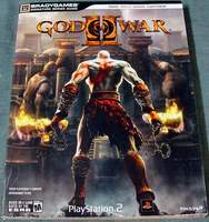 God of War II Signature Series Official PlayStation2 Game Guide