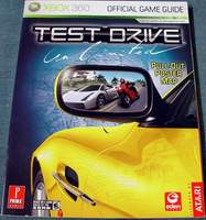 Test Drive Unlimited (Prima Official Game Guide) XBOX 360 Official Game Guide