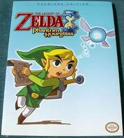 The Legend of Zelda Phantom Hourglass Premier Edition Official Game Guide Brand New Sealed in Shrinkwrap