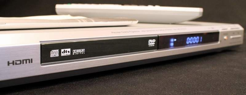 Sony DVP-NS75H Cinema Progressive Scan CD/DVD Player with HDMI With Remote and Manual