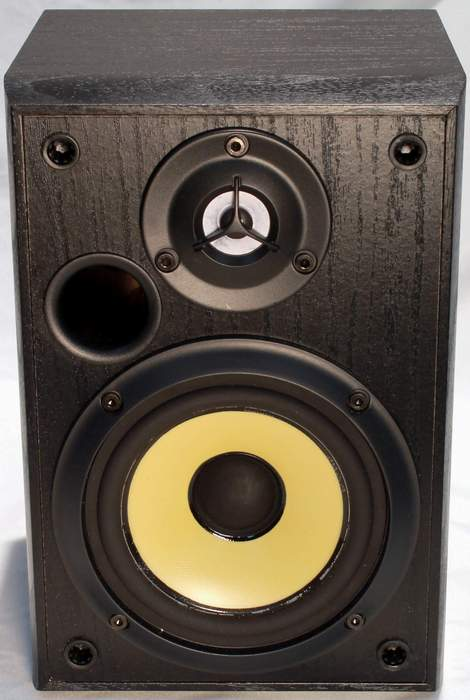 Woofer and Tweeter in the SONY SS-MB150H One Speaker Only in like new condition