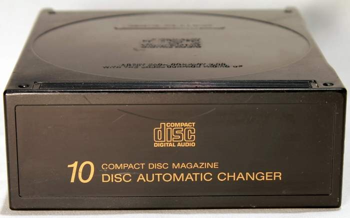 SONY XA-10B Compact Disc Magazine For 10-Disc Automatic Changers