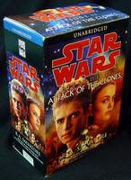 Star Wars, Episode II - Attack of the Clones Audiobook Unabridged by R.A. Salvatore  (Author), Jonathan Davis (Reader)