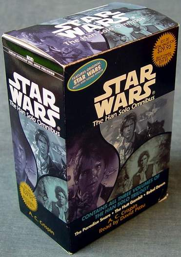 Star Wars: The Han Solo Omnibus: The Paradise Snare, The Hutt Gambit, Rebel Dawn by A.C. Crispin
