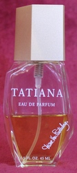TATIANA Eau de Parfum Spray in 1.5 fl.oz. 45 ml spray bottle