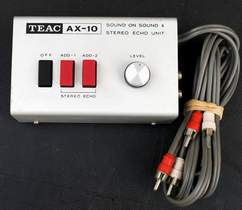 TEAC AX-10 Sound-on-Sound Echo Unit