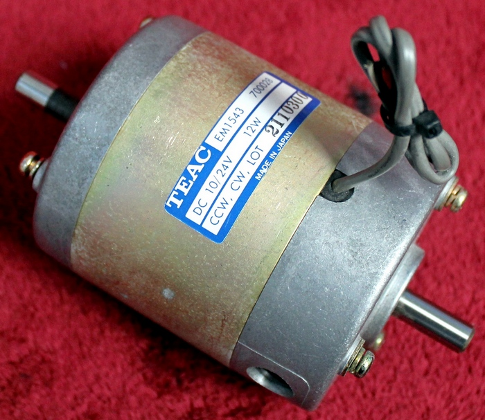 TEAC TASCAM EM1543 REWIND TAKE-UP MOTOR FOR 32-2 34-4