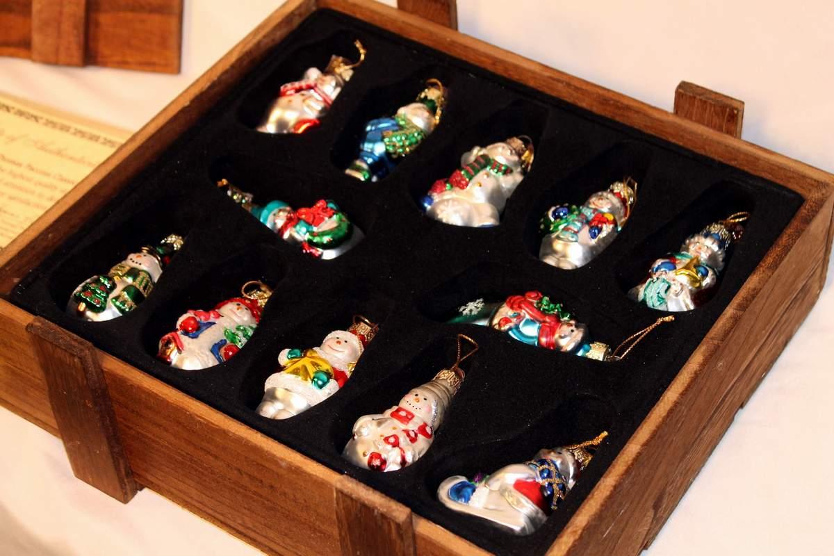 thomas pacconi christmas ornaments