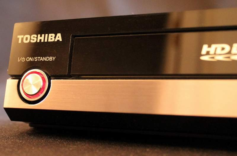 Toshiba HD-A2KU HD DVD Player