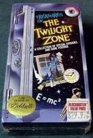Treasures of the Twilight Zone a Collection of Special Episodes and Rare Footage
