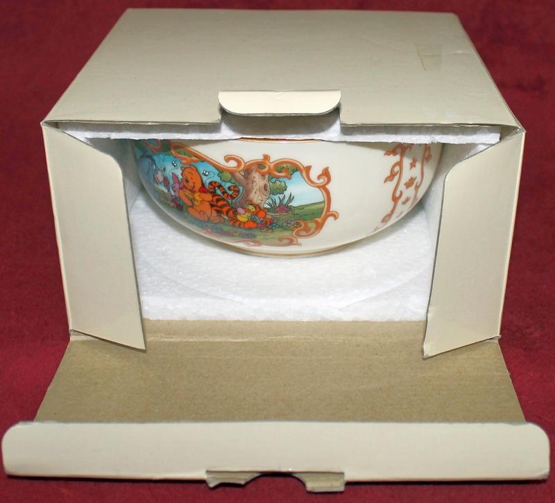 LENOX Animated Classics Bowl - Winnie The Pooh - Fine Ivory China in original box